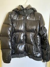 MONCLER AUTHENTIC MENS BROOK GIUBBOTTO SHINY PUFFER DOWN JACKET, SIZE L
