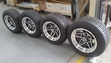 Performance Challenger 15 x 8 &10 Ford Falcon XA XB XC coupe wheel/tyre package