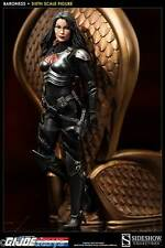G.I. JOE Baroness sexy Second Cobra Commander Sixth Scale Action Figure Sideshow