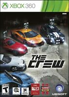 THE CREW Xbox 360 Brand NEW Factory Sealed Russian Cover