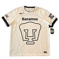 2014/15 Unam Pumas Third Jersey XL Nike Club Universidad Nacional LigaMX NEW