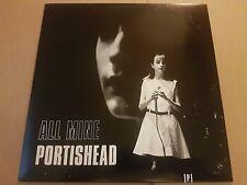 Portishead, All Mine, NEW/MINT Original UK 12 inch vinyl single