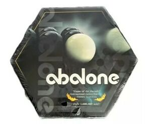 Abalone Board Game by Laurent levi & michel lalet 2 Players TableGame