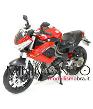 BENELLI TORNADO NAKED TRE R160 RED ROSSA 1/12 MAISTO 10174
