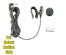 Car Microphone Mic Kit for JVC KDX50BT KDX80BT KWADV64BT KW-ADV64BT KWADV794