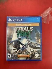 Trials Rising - Gold Edition PS4 Brand New & Factory Sealed PS4 Broken Seal