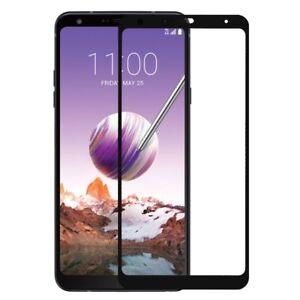 LG Stylo 4/Stylo 4 Plus Full Screen Premium Tempered Glass Screen Protector
