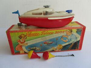 Schuco Teleco 3004 - Schnellboot in OVP