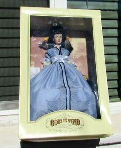 "Franklin Mint Gone with the Wind Scarlett in Shanty Town 16"" Vinyl Portrait Doll"