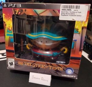 South Park Stick Of Truth Grand Wizard Collectors Edition PS3 US Version