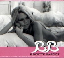 BB Brigitte Bardot: (New/Sealed CD+32 Pages Booklet)
