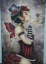 Amy Brown - Fae Risque - Mini Print - OUT OF PRINT