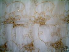 American Outdoor Co. Crochet Skirt w/ Gold Trim SM-NWT