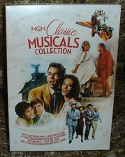MGM CLASSIC MUSICALS COLLECTION 6-DISC DVD BOX SET, VERY RARE AND OUT OF PRINT