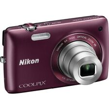Used Nikon COOLPIX S4300 Digital Camera; great condition