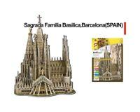 The Sagrada Familia Basilica 3D Puzzle
