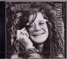 CD (NEU!) . JANIS JOPLIN in Concert (live Summertime Piece of my heart mkmbh