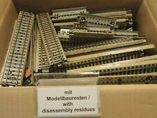 Märklin 5106 etc H0 Konvolut diverse M-Gleise gerade und gebogen (GF) C0594