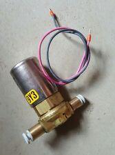 SMC VDW31-5G-2-01N-A valve compact sgl brass 2mm Orifice DC24V
