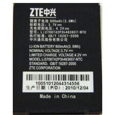 ZTE Battery Lithium Original LI3708T42P3H463657 for Miami C78 C79 C88 Skype N281