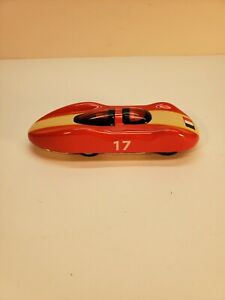 """Schylling Streamline Race Car 6"""" Friction And Spark"""