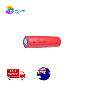 Panasonic Sanyo NCR20700B 20700 4250mAh Lithium Li-Ion rechargeable batteries