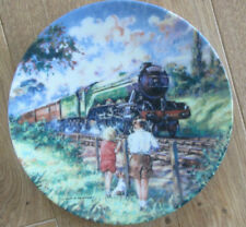 Flying Scotsman Collector'S Plate