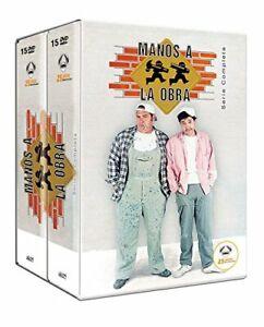 Manos A La Obra: Serie Completa DVD nueva precintada edición Esp
