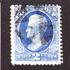 US O36 2c Navy Department Used F-VF SCV $25