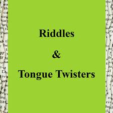 New listing Riddles&Tongue Twisters 737Max to Canary Gold Watch Pdf-eBook