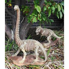 Jurassic Brachiosaurus Dinosaur Fossil Herbivore Garden Fossil Excavated Replica