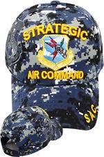 STRATEGIC AIR COMMAND US AIR FORCE SAC B47 B50 B52 B57 B58 C119 DC130 E4 HAT CAP