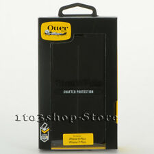 OtterBox STRADA Leather Wallet Folio iPhone 7 Plus / iPhone 8 Plus Case (Black)