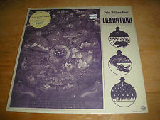 Peter Matthew Bauer  – Liberation! LP Sealed New includes download Limited