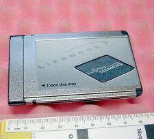 Smart/SIM card reader holder PCMCIA s26361-f2432-v600