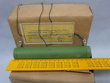 1pcs S5-35B-100 Wire Ceramic Resistor Ussr 820 Ohm 100W New Nos