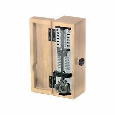 Wittner Metronome. Taktell Super Mini. Wooden. Light Oak
