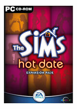 The Sims: Hot Date Expansion Pack (PC 2001)