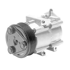 FORD F150-F250-F350-F450-F550-1997-2001-DENSO 471-8121 New Compressor And Clutch