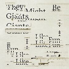 I Like Fun * by They Might Be Giants (CD, Jan-2018, Idlewild Recordings)