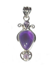 Amethyst Gemstone Fine Necklaces and Pendants