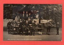 More details for wellington lines military camp fire brigade aldershot rp pc used 1908 ref q692