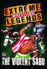 Extreme Wrestling Legends: The Violent Sabu [New DVD]