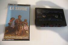 LA SAVOIE K7 AUDIO TAPE CASSETTE. BAL CHAMPETRE EN SAVOIE.MARIUS DAVID.