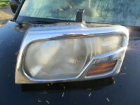 MITSUBISHI SHOGUN PAJERO 3.2 DID HEADLIGHT LAMP PASSENGER SIDE MK3 1999 - 2006