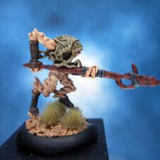 Painted Privateer Press Miniature Darkage Dragyr Slave Spearman