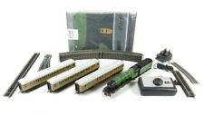 Hornby R1167 OO Flying Scostman Steam Locomotive Train Set #4472