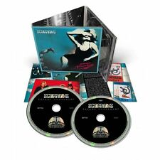 SCORPIONS - SAVAGE AMUSEMENT - CD+DVD NEW SEALED 2015 DELUXE EDITION