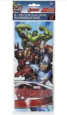 Marvel The Avengers Cello Treat Bags 16 Count Wilton Superhero Party