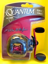 Quantum Pulse PL100S Fishing Reel 5 Bearings Gear Ratio 6.6:1